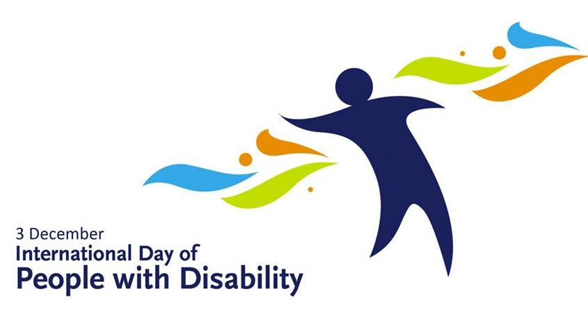 Il 3 dicembre: Giornata Internazionale delle Persone con Disabilità