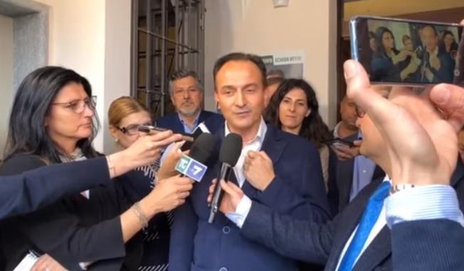 Nuovo Presidente della Regione Piemonte