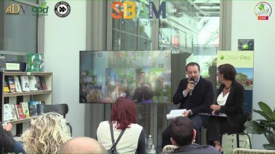 SBAM – Conferenza Stampa a GreenPea